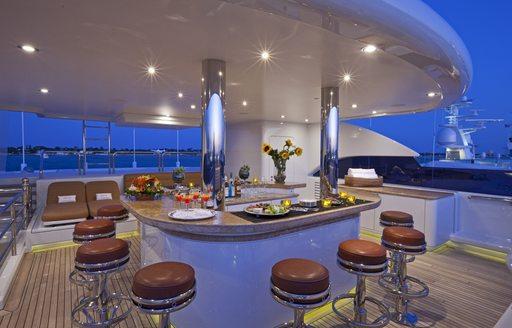 Lurssen Charter Yacht 'Martha Ann' To Attend The Monaco Yacht Show 2016 photo 3