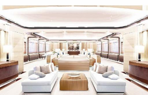 opari yacht main salon
