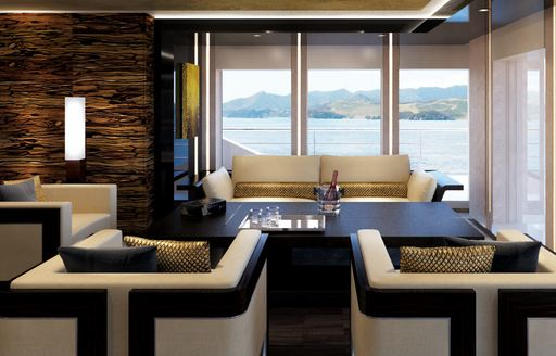 New renderings paint a picture of serenity aboard 88m megayacht 'Illusion Plus' photo 10