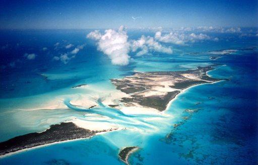 Shroud Cay in The Exumas