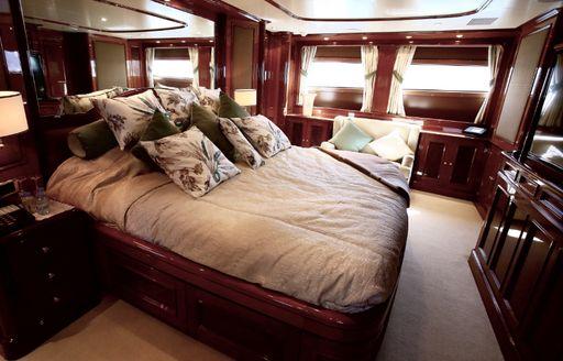 Mediterranean yacht charter special: 35M superyacht DXB photo 6