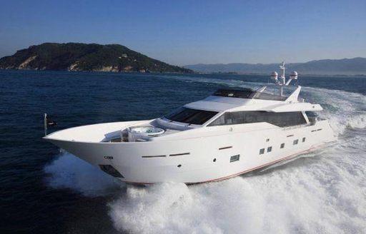 Motor yacht AURORA