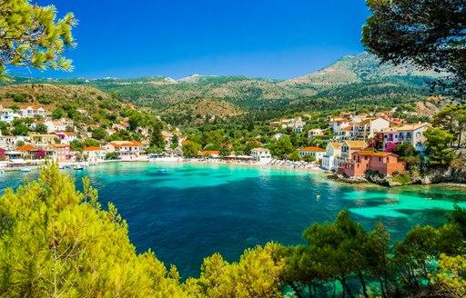 assos village greece