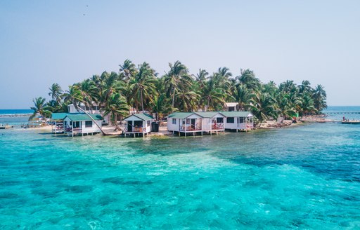 Belize superyacht charter vacation