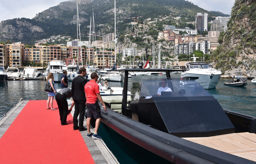 How to get on board your superyacht at the Monaco Grand Prix photo 4