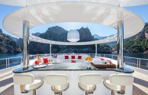 78m superyacht EMINENCE joins the charter fleet photo 7