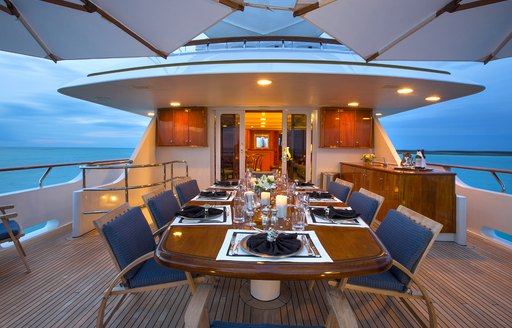 10 Of The Best Superyachts Available For Winter Holiday Charters photo 32