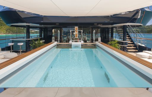 Luxury Yacht SOLANDGE Available in the Caribbean this Winter Season photo 5