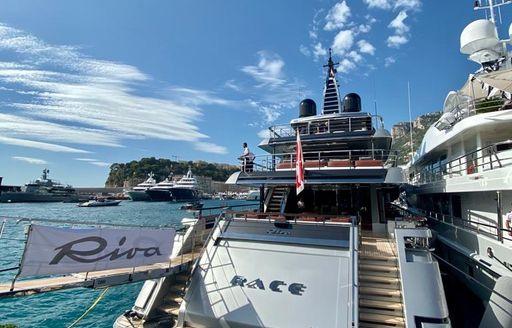 Doors open at Monaco Yacht Show 2019 photo 3