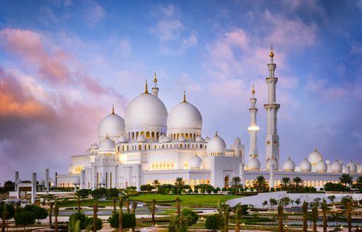 Temple in Abu Dhabi