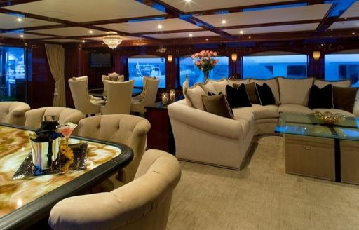 Superyacht 'Casino Royale' Open For Summer Charters In The Mediterranean photo 6