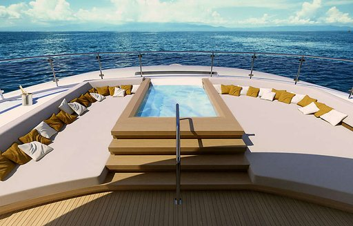 New renderings paint a picture of serenity aboard 88m megayacht 'Illusion Plus' photo 12