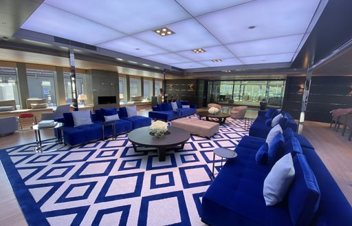 85m expedition yacht BOLD now open for luxury yacht charters photo 9