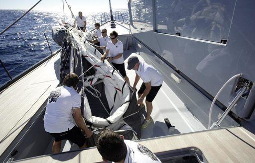 Award-Winning Charter Yachts Impress Crowds At St Barths Bucket 2016 photo 2