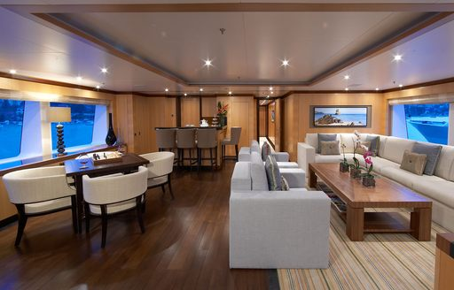 Benetti superyacht 'Andreas L' offers special rates on Mediterranean yacht charters photo 2