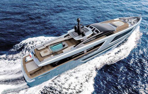 New 40m motor yacht Panam joins charter fleet photo 1