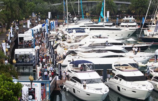 A Preview Of The Singapore Yacht Show 2017 photo 3