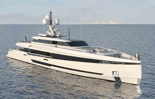 Brand new 50m motor yacht K2 available for Mediterranean charter photo 3