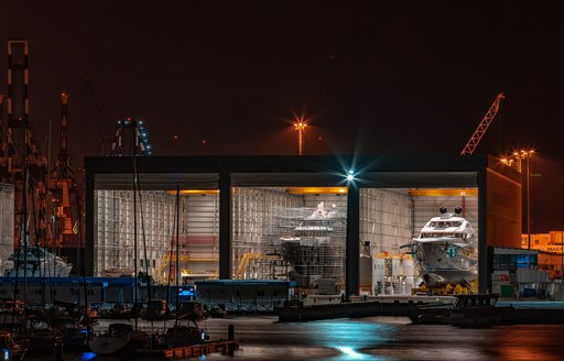 Bilgin launches largest Turkish-built superyacht: 80m TATIANA  photo 4