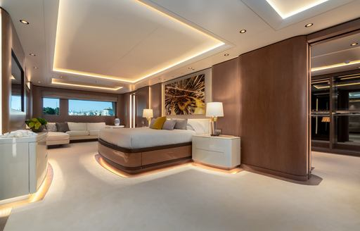 First look: Inside 94m charter yacht O'PARI photo 11