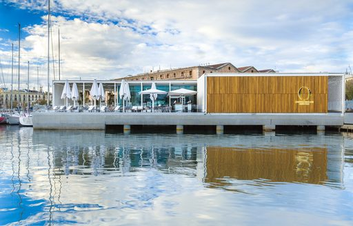 Facilities at the OneOcean Club Barcelona in Spain
