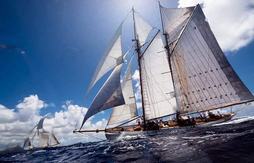 Chase the race: why you have to charter at The Antigua Classic Yacht Regatta photo 3