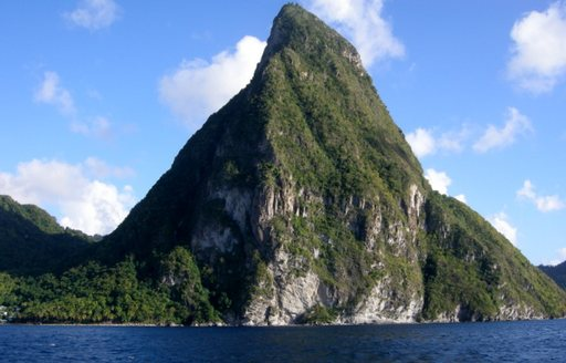 Diamond Rock, St. Lucia