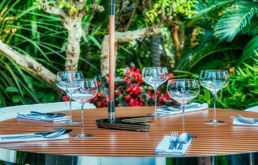 Ischia Riva Privée at Daní Maison Restaurant
