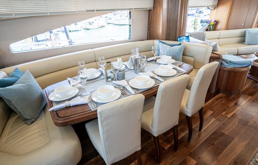The ultimate UK staycation for 2021: discover luxury yacht charters onboard superyacht Chess photo 7