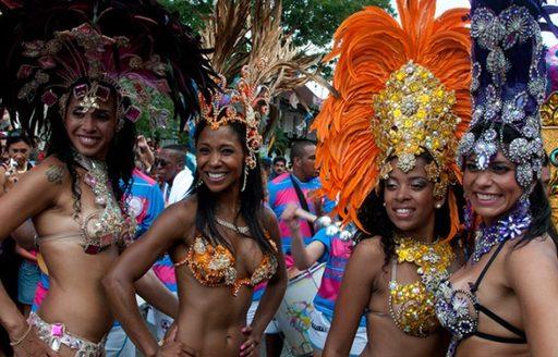 Seychelles festival dancing