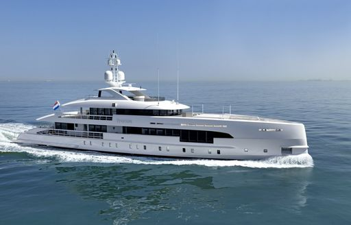 heesen superyacht home to appear at the 2017 Monaco Yacht Show
