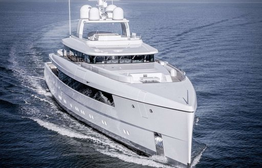 Luxury yacht NAJIBA from Feadship