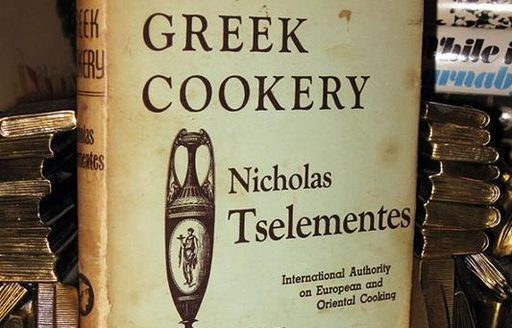 Cooking Guide by Nikolas Tselementes from Sifnos