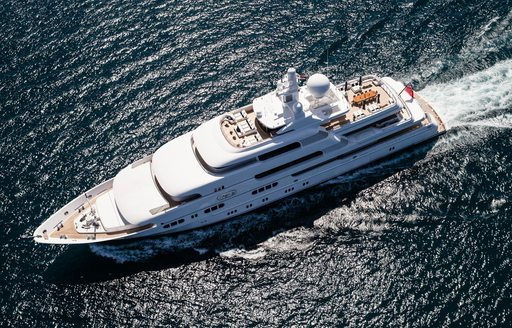 superyacht TITANIA is expected to attend the Abu Dhabi Grand Prix 2017