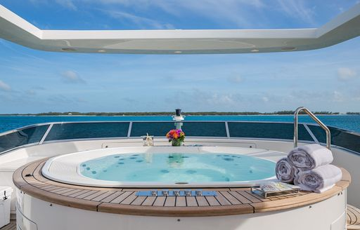Bahamas charter special: M/Y Namaste offers discounted rate for April and May photo 5