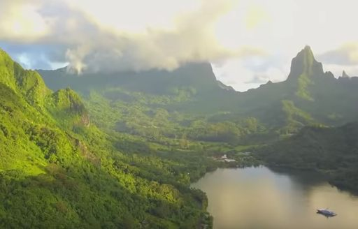 Video: Take a tour of Tahiti with Below Deck's Kate Chastain photo 1
