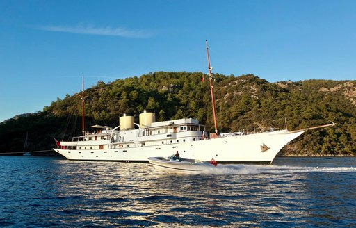 expedition yacht TALITHA opens for charter in Norway