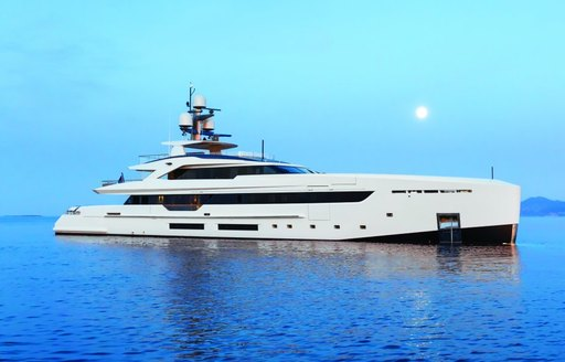 motor yacht vertige to appear at the 2017 Monaco Yacht Show