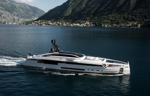 superyacht AURORA to debut at the 2017 Monaco Yacht Show
