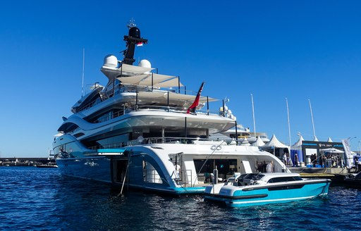 Monaco Yacht Show 2018: A round-up of this year's action photo 11
