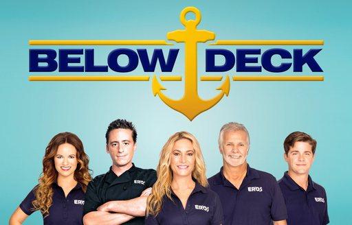 Cast members from Below Deck Bravo TV Series