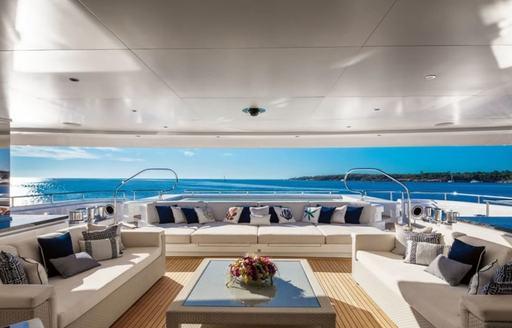 74m CRN Superyacht 'Cloud 9' set to attend  Monaco Yacht Show 2018 photo 7