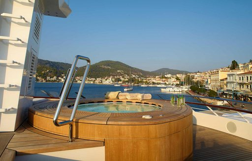 Greece yacht charter special: superyacht ANCALLIA reduces rates photo 2