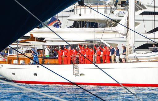 Red Arrows at MYS 2018
