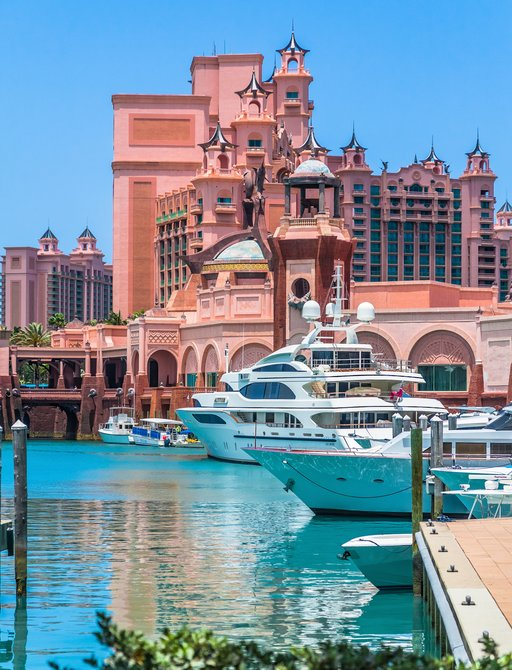 Atlantis, Nassau in the Bahamas