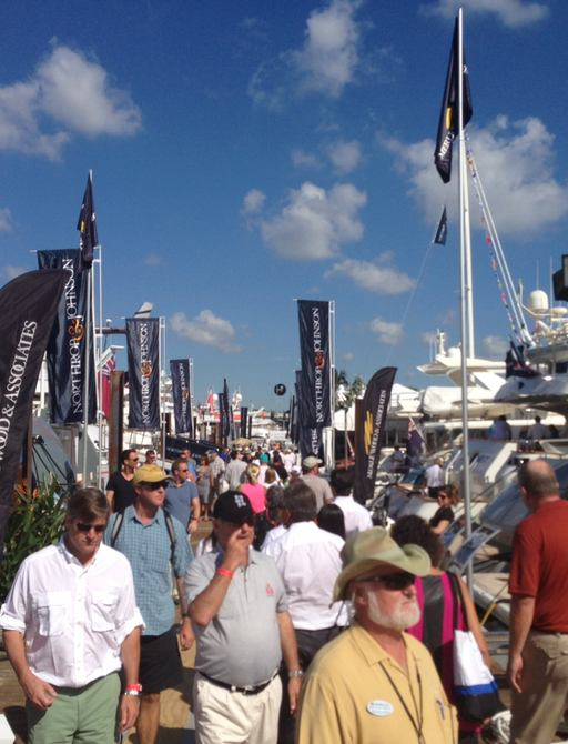 Attendance was very good for FLIBS 2014
