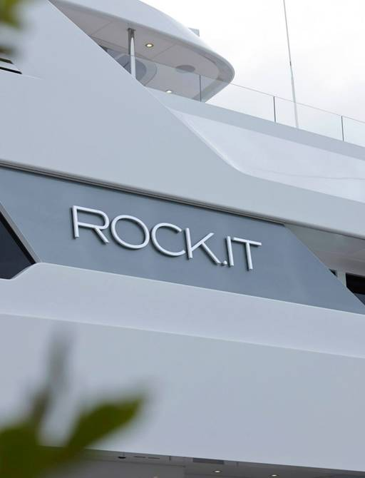 MY ROCK.IT's Owner has previously chartered other Feadship's