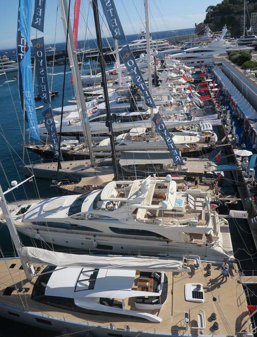 Doors open at Monaco Yacht Show 2019 photo 7