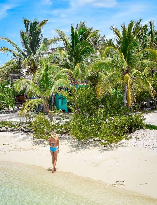 Petes pub and gallery beach bahamas