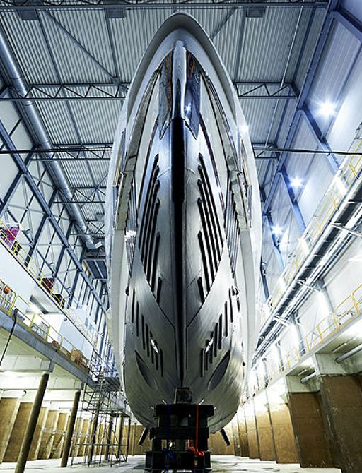 Heesen launches second hybrid yacht Project Electra photo 3
